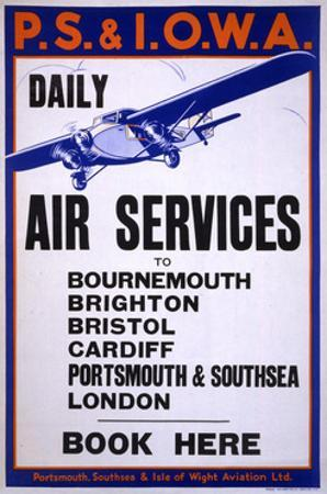 Portsmouth, Southsea & Isle of Wight Aviation - Daily Air Services