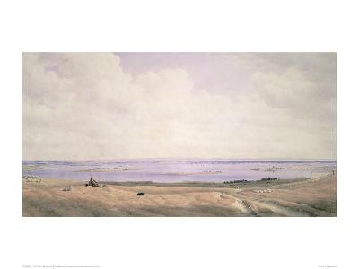 Portsmouth-J^ M^ W^ Turner-Giclee Print