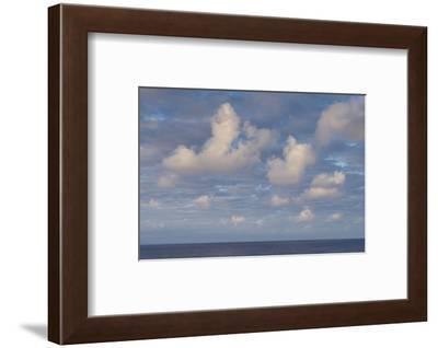 Portugal, Azores, Santa Maria Island, Anjos. Place where Christopher Columbus made landfall-Walter Bibikow-Framed Photographic Print