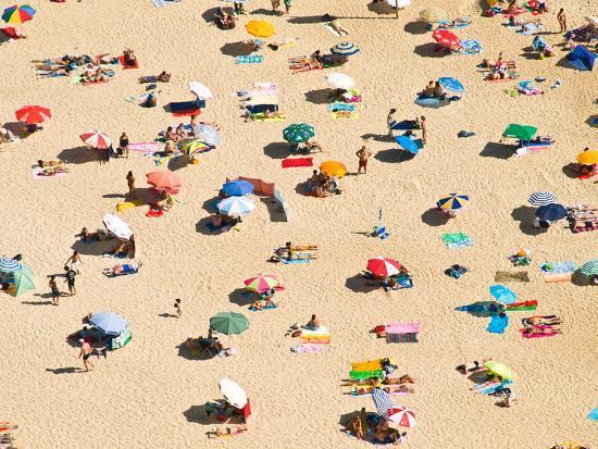 Portugal Beach-David Lopes-Photographic Print