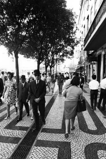 Portugal, Lisbon, 1960S--Photographic Print