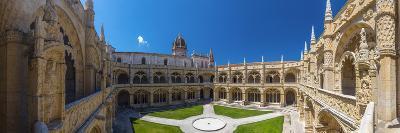 Portugal, Lisbon, Belem, Mosteiro Dos Jeronimos (Jeronimos Monastery or Hieronymites Monastery)-Alan Copson-Photographic Print