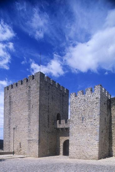 Portugal, Portalegre, Elvas Castle--Giclee Print
