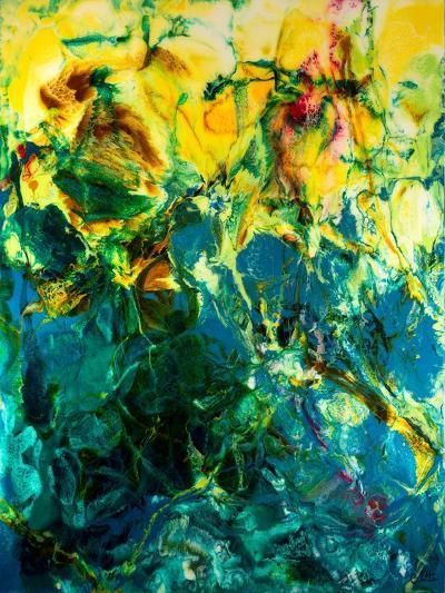 Poseidons Playground-Barbara Bilotta-Art Print