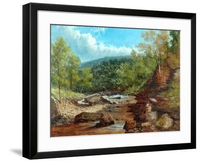 Posforth Ghyll, Bolton Woods-William Mellor-Framed Giclee Print