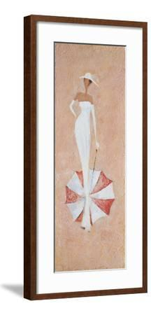 Posh I-Templeton-Framed Art Print