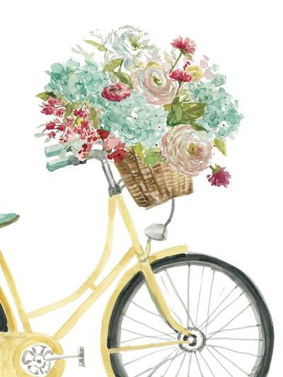 Posies and Pedals-Studio Rofino-Art Print