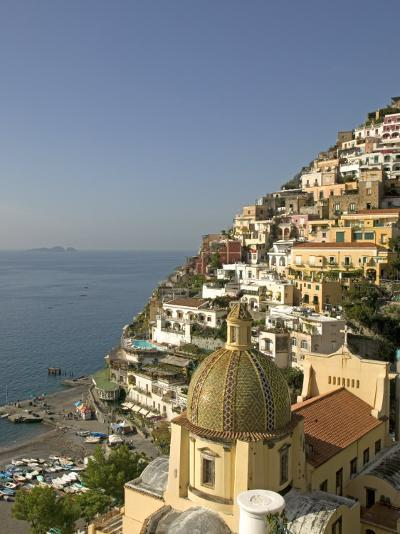 Positano, Amalfi Coast, UNESCO World Heritage Site, Campania, Italy, Europe-Marco Cristofori-Photographic Print