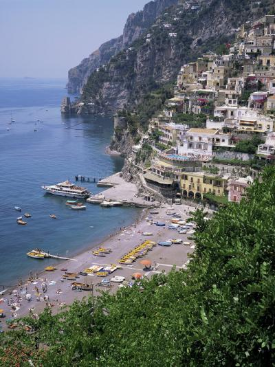 Positano, Costiera Amalfitana, Unesco World Heritage Site, Campania, Italy-Roy Rainford-Photographic Print