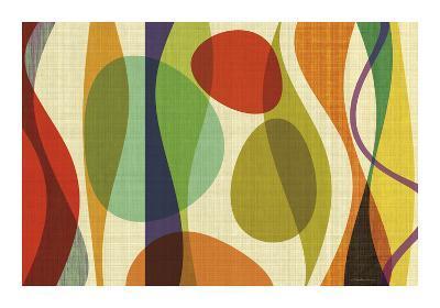 Positive Energy 1-Barry Osbourn-Giclee Print