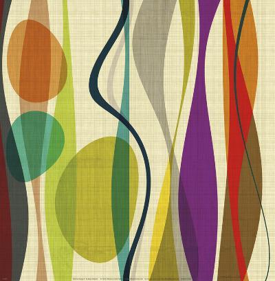 Positive Energy II-Barry Osbourn-Art Print