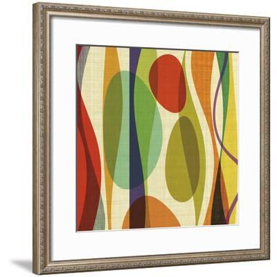 Positive Energy Sq 1-Barry Osbourn-Framed Giclee Print