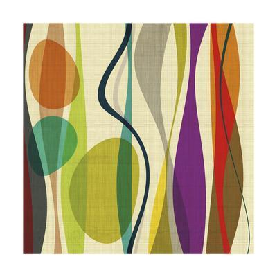Positive Energy Sq 2-Barry Osbourn-Giclee Print