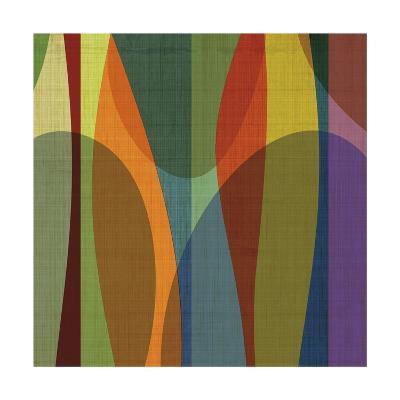 Positive Energy Sq 4-Barry Osbourn-Giclee Print
