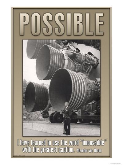 Possible--Art Print