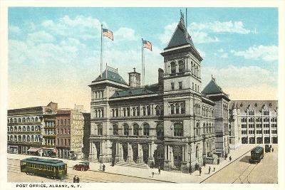 Post Office, Albany--Art Print