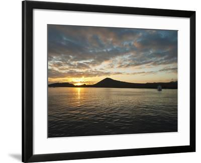 Post Office Bay, Isla Santa Maria (Floreana Island), Galapagos Islands, Ecuador-Michael DeFreitas-Framed Photographic Print