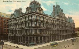 Post Office, Cincinnati, Ohio