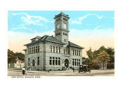 Post Office, Mankato, Minnesota--Art Print