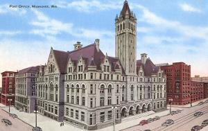 Post Office, Milwaukee, Wisconsin