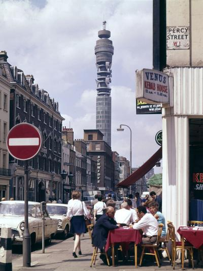 Post Office Tower--Photographic Print