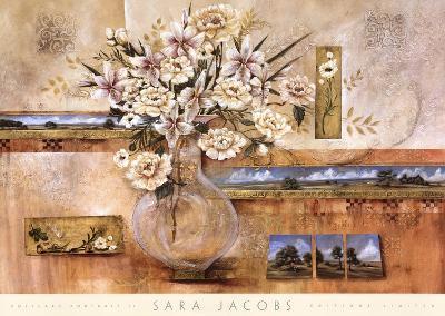 Postcard Portrait II-Sara Jacobs-Art Print