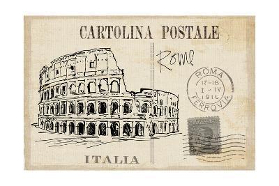 Postcard Sketches III v2-Anne Tavoletti-Art Print