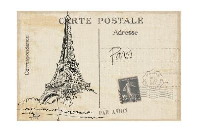 Postcard Sketches IV v2-Anne Tavoletti-Art Print