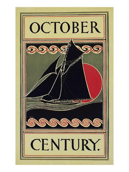 Poster: Century Magazine-H^m^ Lawrence-Giclee Print