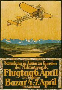 Poster for Early Bavarian Air Shjow