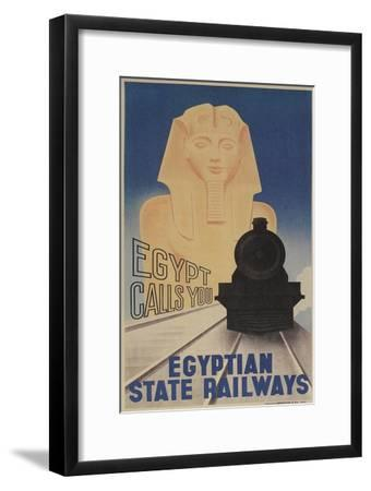 Poster for Egyptian Railways