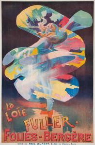 Poster for Folies Bergere