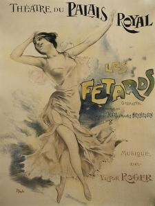 Poster for Le Fetards