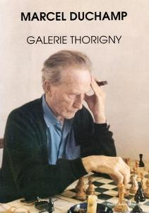 Poster for Marcel Duchamp at Galerie Thorigny, January-February 1991
