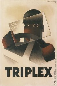 Poster for Triplex Auto Glass