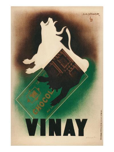 Poster for Vinay Chocolate--Art Print