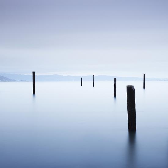 Postes En Sausalito-Moises Levy-Photographic Print