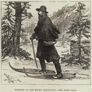 Postman of the Rocky Mountains