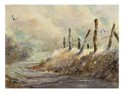 Posts in Sunshine-LaVere Hutchings-Giclee Print