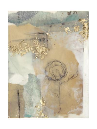 Posy Collage I-Jennifer Goldberger-Premium Giclee Print