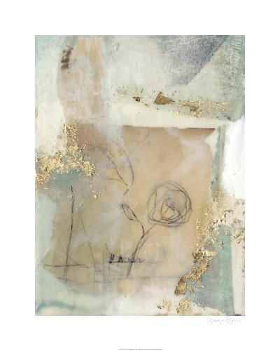 Posy Collage II-Jennifer Goldberger-Limited Edition