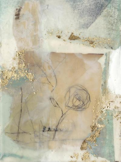 Posy Collage II-Jennifer Goldberger-Premium Giclee Print