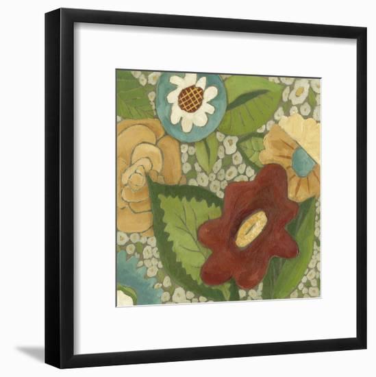 Posy II-Megan Meagher-Framed Art Print