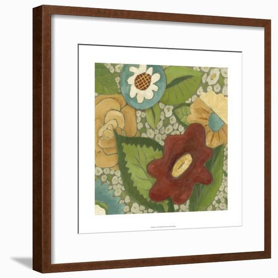 Posy II-Megan Meagher-Framed Art Print
