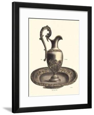 Pot a Eau--Framed Art Print