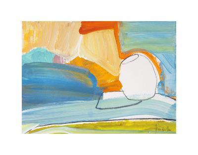 Pot by the Sunny Window-Joan Davis-Art Print