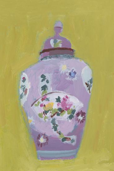 Pot Pourri - Floral-Charlotte Hardy-Art Print