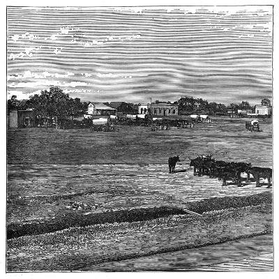 Potchefstroom, the Transvaal, South Africa, C1890--Giclee Print