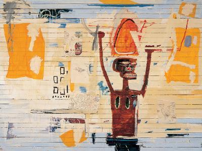 Potomac-Jean-Michel Basquiat-Giclee Print