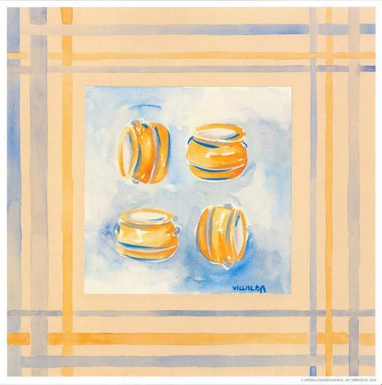 Pots-Urpina-Art Print